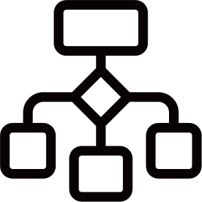 Network Strategy Icon